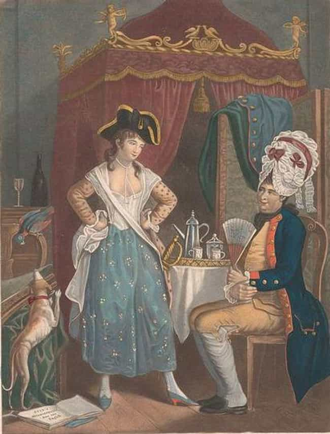 The Notorious Gay Bars Of 1700... is listed (or ranked) 3 on the list Sex & Sensibility: Getting It On In The Age Of Jane Austen