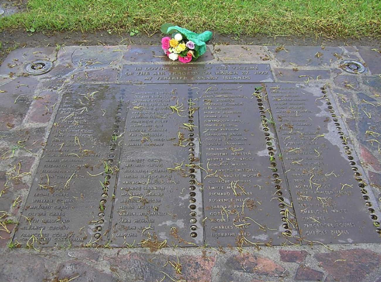 1977 Tenerife Airport Disaster is listed (or ranked) 2 on the list The Worst Plane Crashes in History