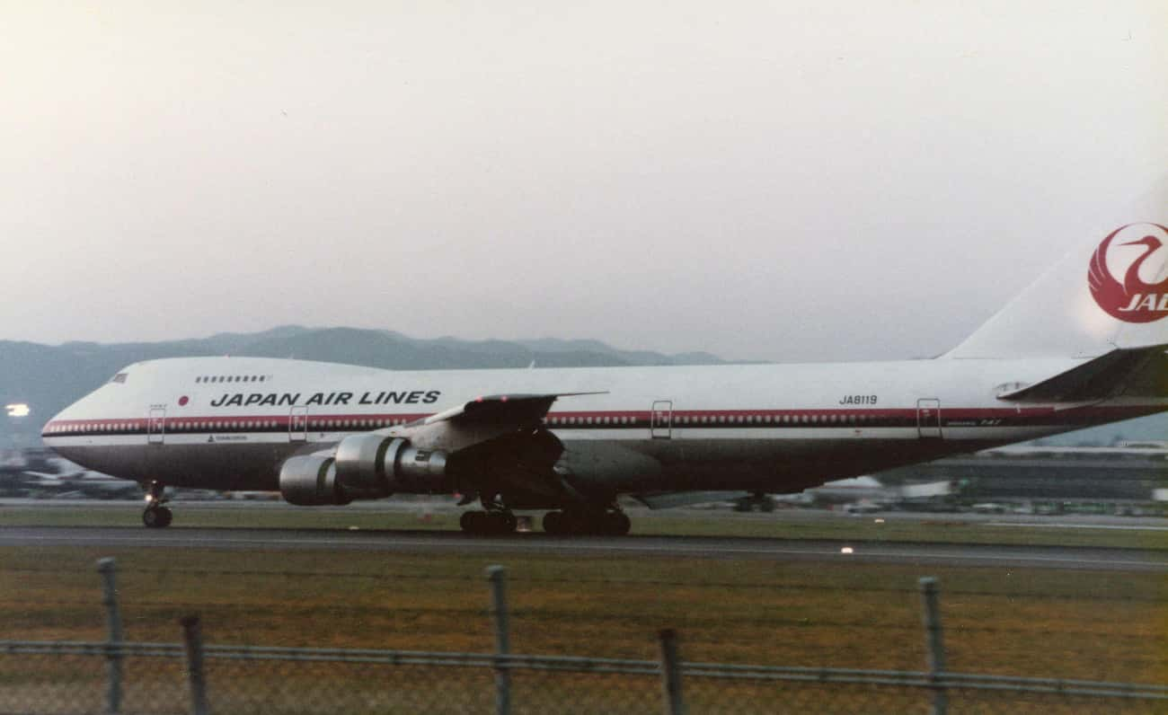 1985 Japan Airlines Flight 123 is listed (or ranked) 3 on the list The Worst Plane Crashes in History