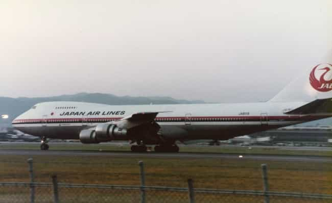1985 Japan Airlines Flight 123... is listed (or ranked) 3 on the list The Worst Plane Crashes in History