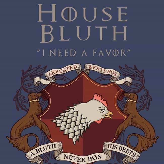 Bluths Never Pay Their Debts is listed (or ranked) 1 on the list 21 Pieces of Arrested Development Fan Art For Your Home