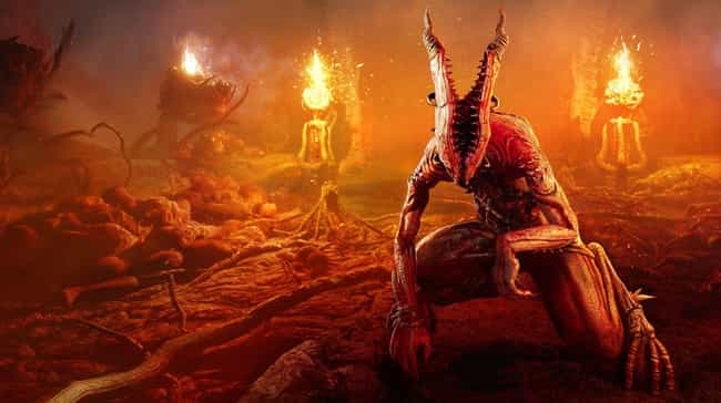 Agony is listed (or ranked) 4 on the list Visually Stunning Video Games That Are Simply Garbage
