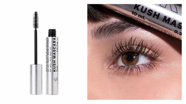 Kush High Volume Mascara is listed (or ranked) 1 on the list The Best Milk Makeup Products