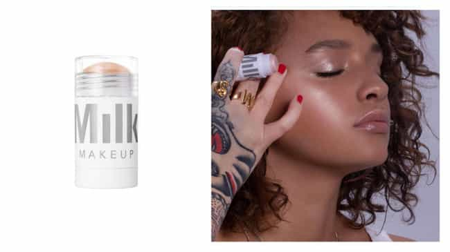 Highlighter is listed (or ranked) 3 on the list The Best Milk Makeup Products