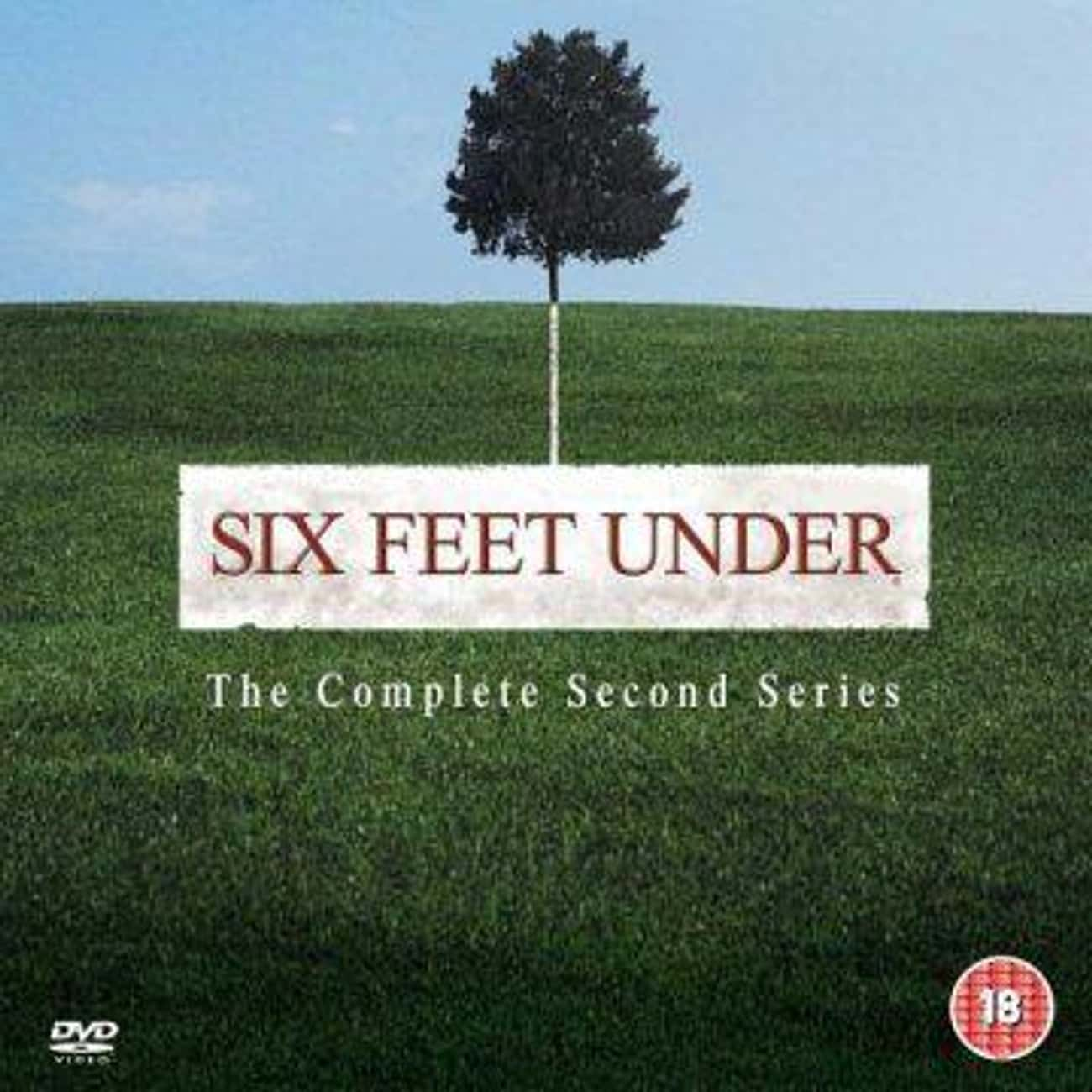 Six Feet Under - Season 2 is listed (or ranked) 3 on the list Ranking the Best Seasons of 'Six Feet Under'