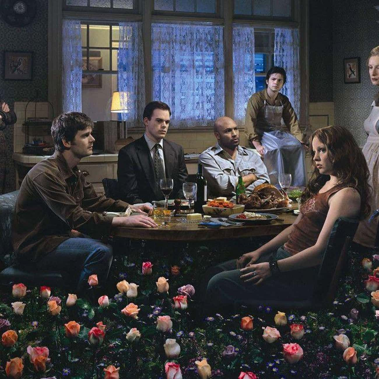 Six Feet Under - Season 3 is listed (or ranked) 4 on the list Ranking the Best Seasons of 'Six Feet Under'