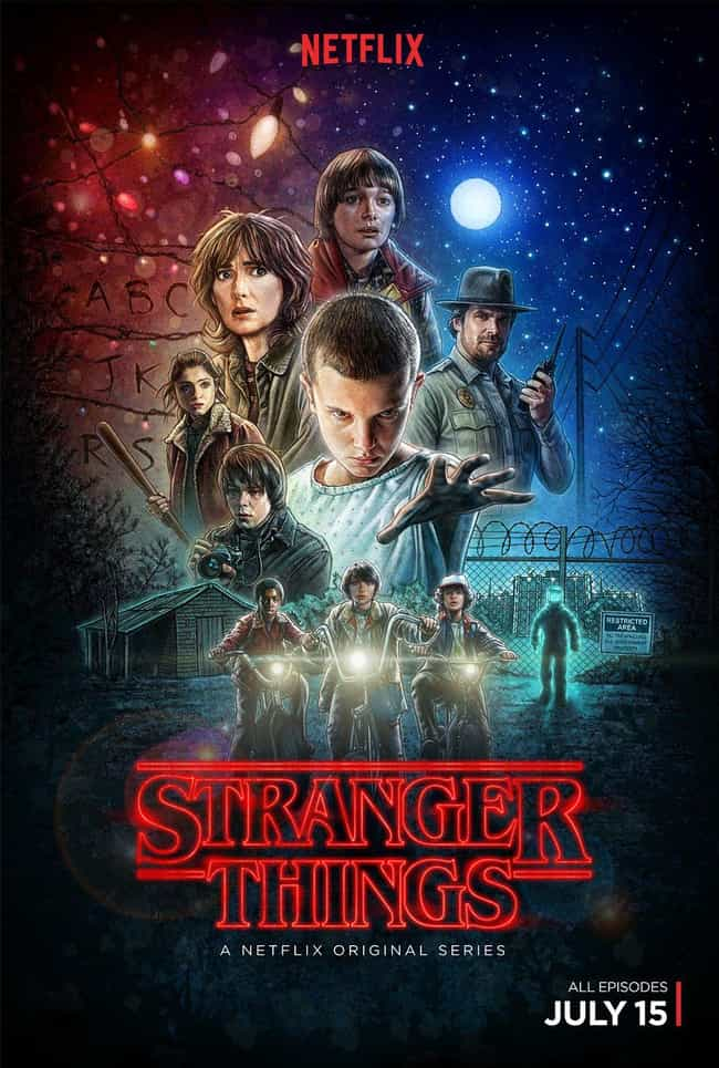 Stranger Things - Season... is listed (or ranked) 2 on the list Ranking The Best Seasons of 'Stranger Things'