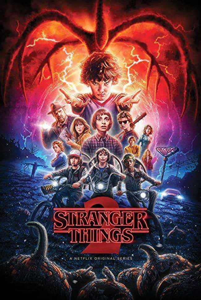 Stranger Things - Season... is listed (or ranked) 3 on the list Ranking The Best Seasons of 'Stranger Things'