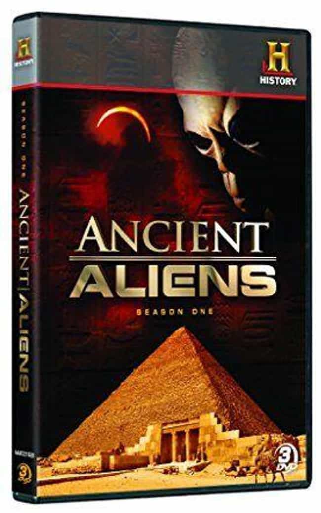 Ancient Aliens Season 1 is listed (or ranked) 1 on the list Best Seasons of Ancient Aliens