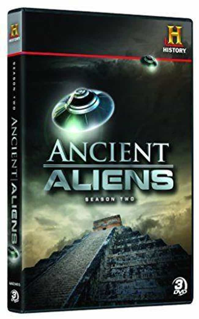 Ancient Aliens Season 2 is listed (or ranked) 4 on the list Best Seasons of Ancient Aliens