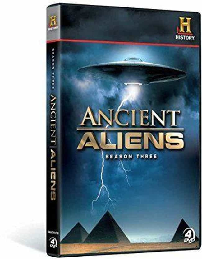 Ancient Aliens Season 3 is listed (or ranked) 3 on the list Best Seasons of Ancient Aliens