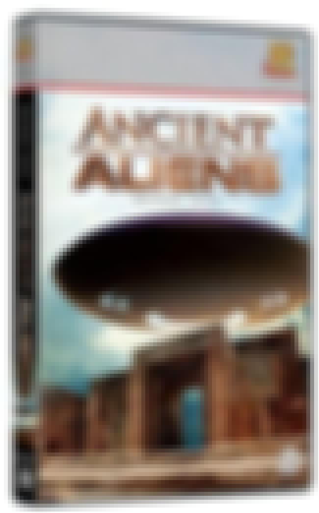 Ancient Aliens Season 4 is listed (or ranked) 3 on the list Best Seasons of Ancient Aliens