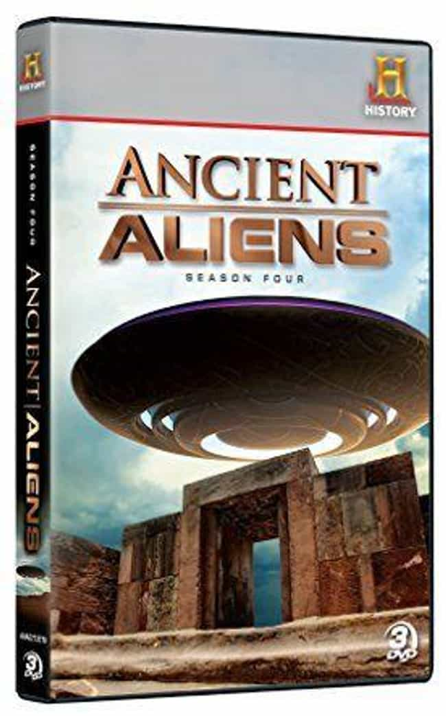 Ancient Aliens Season 4 is listed (or ranked) 2 on the list Best Seasons of Ancient Aliens