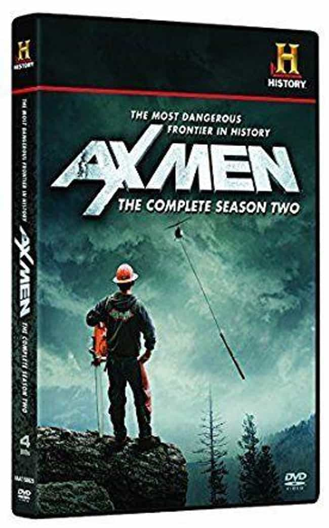Ax Men Season 2 is listed (or ranked) 3 on the list Best Seasons of Ax Men