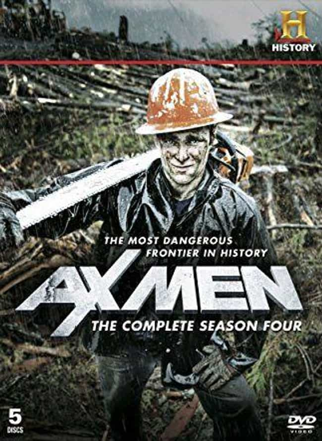 Ax Men Season 4 is listed (or ranked) 4 on the list Best Seasons of Ax Men