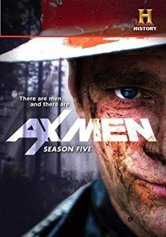 Ax Men Season 5 is listed (or ranked) 1 on the list Best Seasons of Ax Men