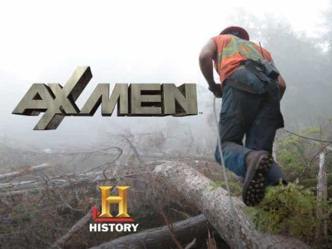 Ax Men Season 6 is listed (or ranked) 2 on the list Best Seasons of Ax Men
