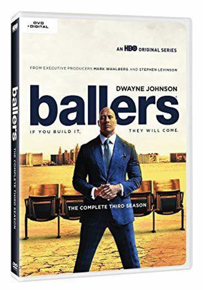 Ballers Season 3 is listed (or ranked) 3 on the list The Best Seasons of Ballers