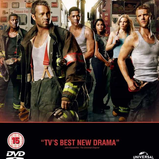 Chicago Fire - Season 1 is listed (or ranked) 2 on the list Ranking the Best Seasons of 'Chicago Fire'