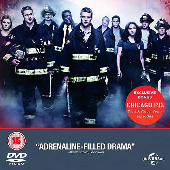 Ranking Every Season of 'Chicago Fire' Best to Worst