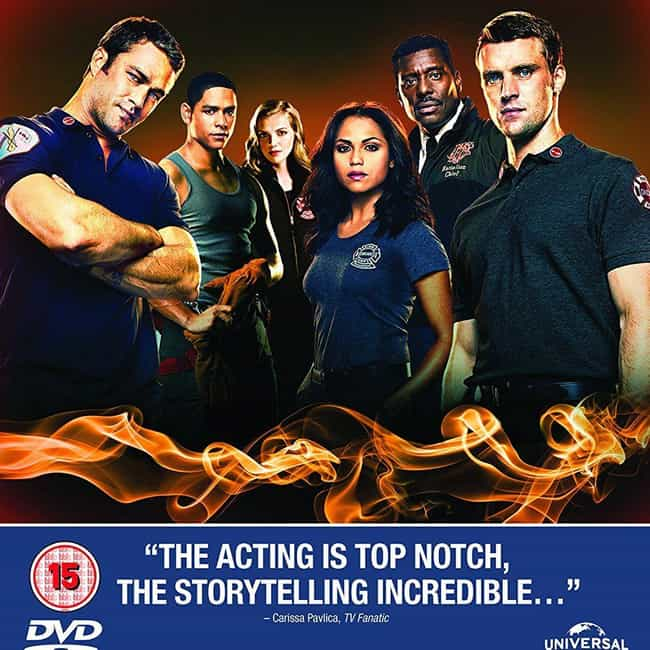 Chicago Fire - Season 3 ... is listed (or ranked) 4 on the list Ranking the Best Seasons of 'Chicago Fire'