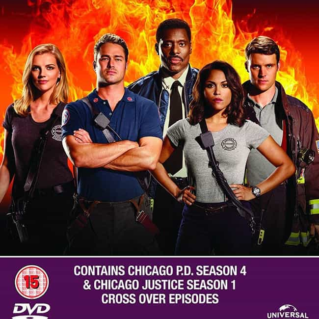 Chicago Fire - Season 5 is listed (or ranked) 4 on the list Ranking the Best Seasons of 'Chicago Fire'