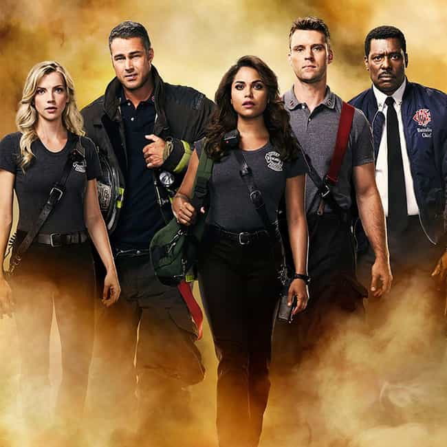 Chicago Fire - Season 6 is listed (or ranked) 3 on the list Ranking the Best Seasons of 'Chicago Fire'