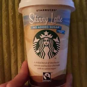 Charlotte, NC: Skinny Latte is listed (or ranked) 2 on the list What's The Most Popular Starbucks Beverage In Major US Cities?