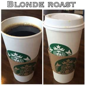 Chicago, IL: Blonde Roast is listed (or ranked) 3 on the list What's The Most Popular Starbucks Beverage In Major US Cities?