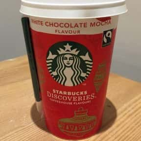 Memphis, TN: White Chocolate M is listed (or ranked) 6 on the list What's The Most Popular Starbucks Beverage In Major US Cities?