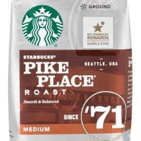 New York, NY: Pike Place Roast is listed (or ranked) 8 on the list What's The Most Popular Starbucks Beverage In Major US Cities?