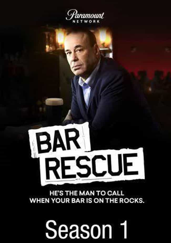 Bar Rescue Season 1 is listed (or ranked) 2 on the list The Best Seasons of Bar Rescue