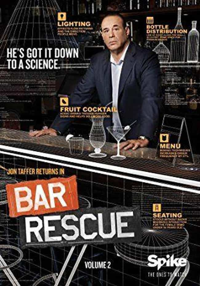 Bar Rescue Season 2 is listed (or ranked) 1 on the list The Best Seasons of Bar Rescue