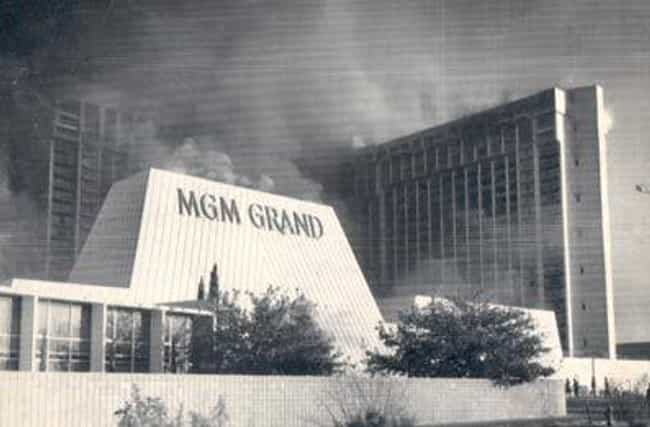 The Fire Started In A Restaura... is listed (or ranked) 1 on the list The MGM Grand Fire And How It Changed Las Vegas Forever