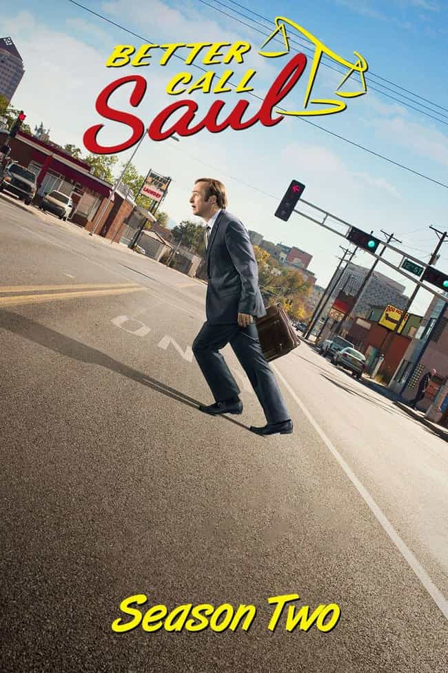 Better Call Saul - Seaso... is listed (or ranked) 3 on the list The Best Seasons of 'Better Call Saul'