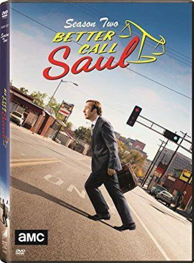 Better Call Saul Season 2 is listed (or ranked) 3 on the list The Best Seasons of Better Call Saul