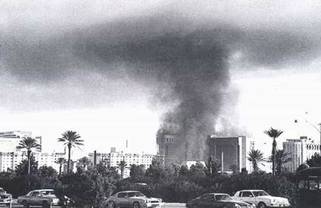 Most Of The Casualties R... is listed (or ranked) 3 on the list The MGM Grand Fire And How It Changed Las Vegas Forever