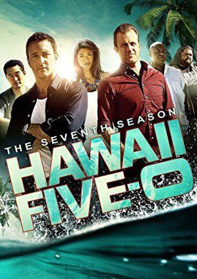 Hawaii Five-0 - Season 7... is listed (or ranked) 4 on the list Best Seasons of Hawaii Five-0