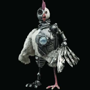 Robot Chicken - Season 2 is listed (or ranked) 2 on the list Ranking the Best Seasons of 'Robot Chicken'