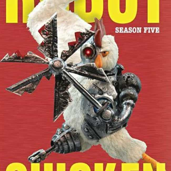 Robot Chicken - Season 5 is listed (or ranked) 2 on the list Ranking the Best Seasons of 'Robot Chicken'