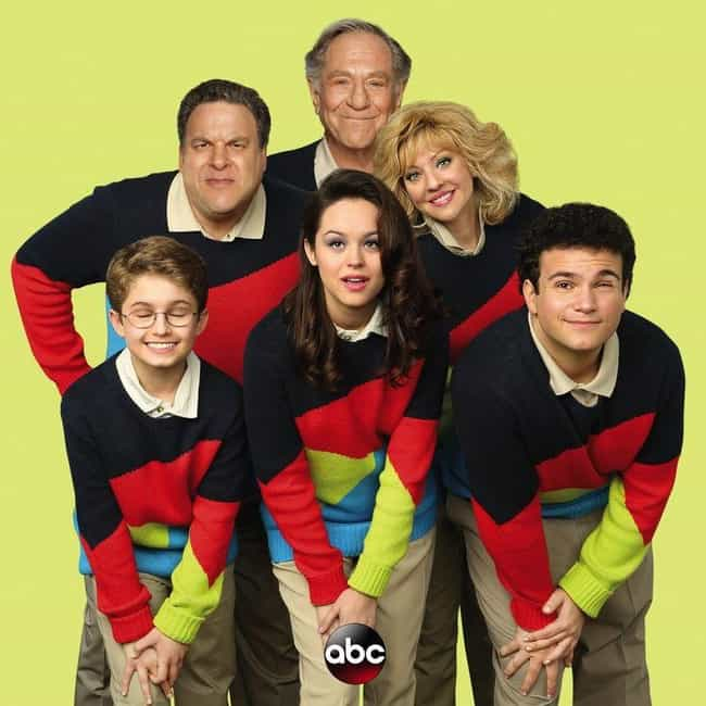 The Goldbergs - Season 1... is listed (or ranked) 2 on the list Ranking the Best Seasons of 'The Goldbergs'