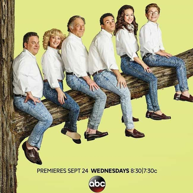 The Goldbergs - Season 2... is listed (or ranked) 1 on the list Ranking the Best Seasons of 'The Goldbergs'