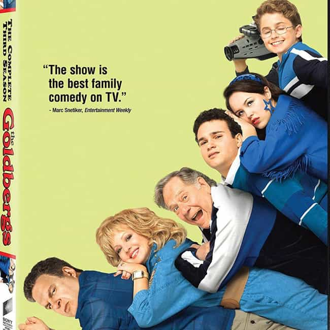 The Goldbergs - Season 3... is listed (or ranked) 3 on the list Ranking the Best Seasons of 'The Goldbergs'