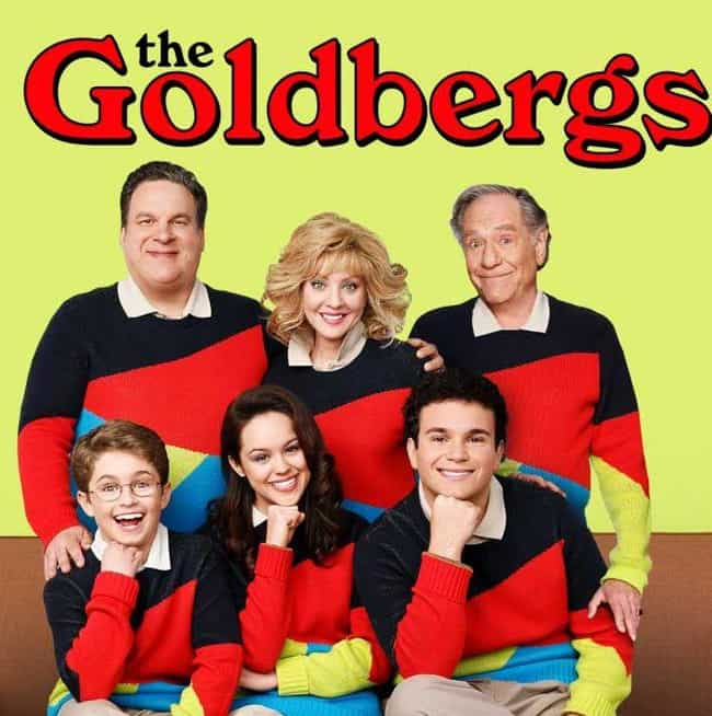 The Goldbergs - Season 4... is listed (or ranked) 4 on the list Ranking the Best Seasons of 'The Goldbergs'