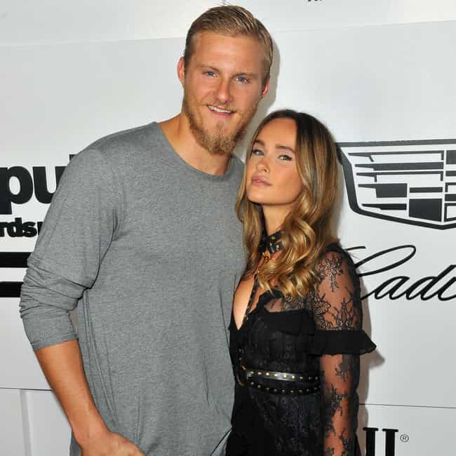 Kristy Dawn Dinsmore is listed (or ranked) 1 on the list Alexander Ludwig Loves and Hookups