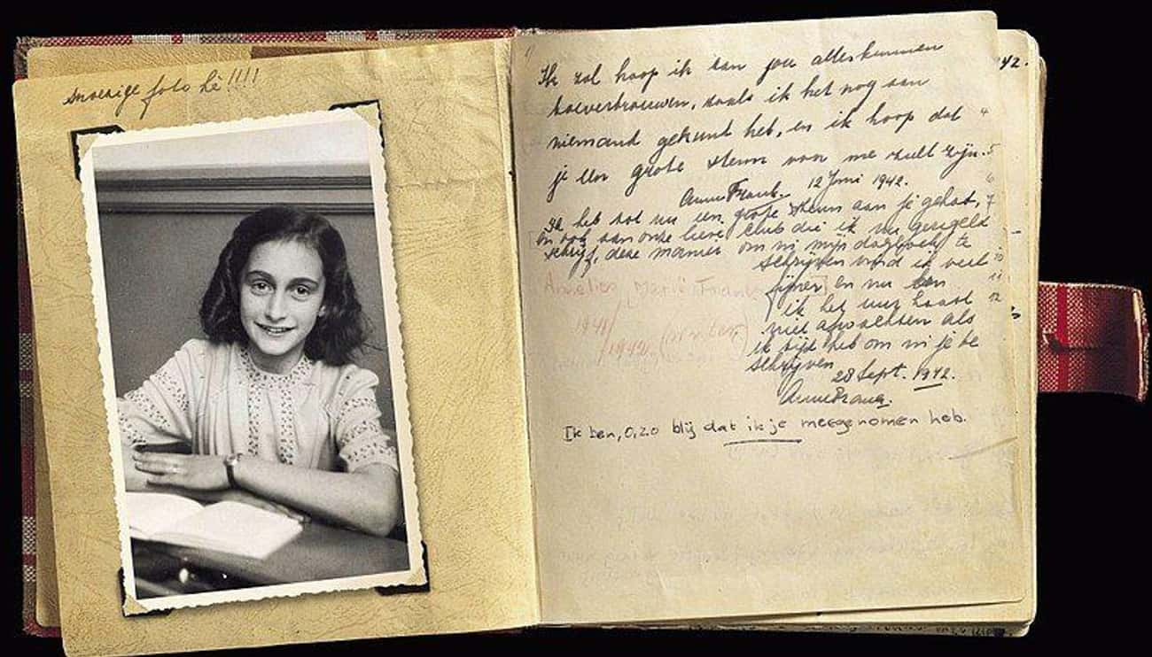 Neither Anne's Museum Nor  is listed (or ranked) 4 on the list The Complicated History Of Anne Frank's Diary