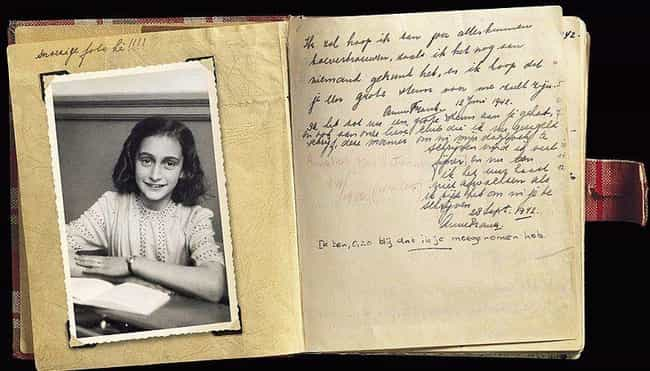 Neither Anne's Museum Nor ... is listed (or ranked) 4 on the list The Complicated History Of Anne Frank's Diary