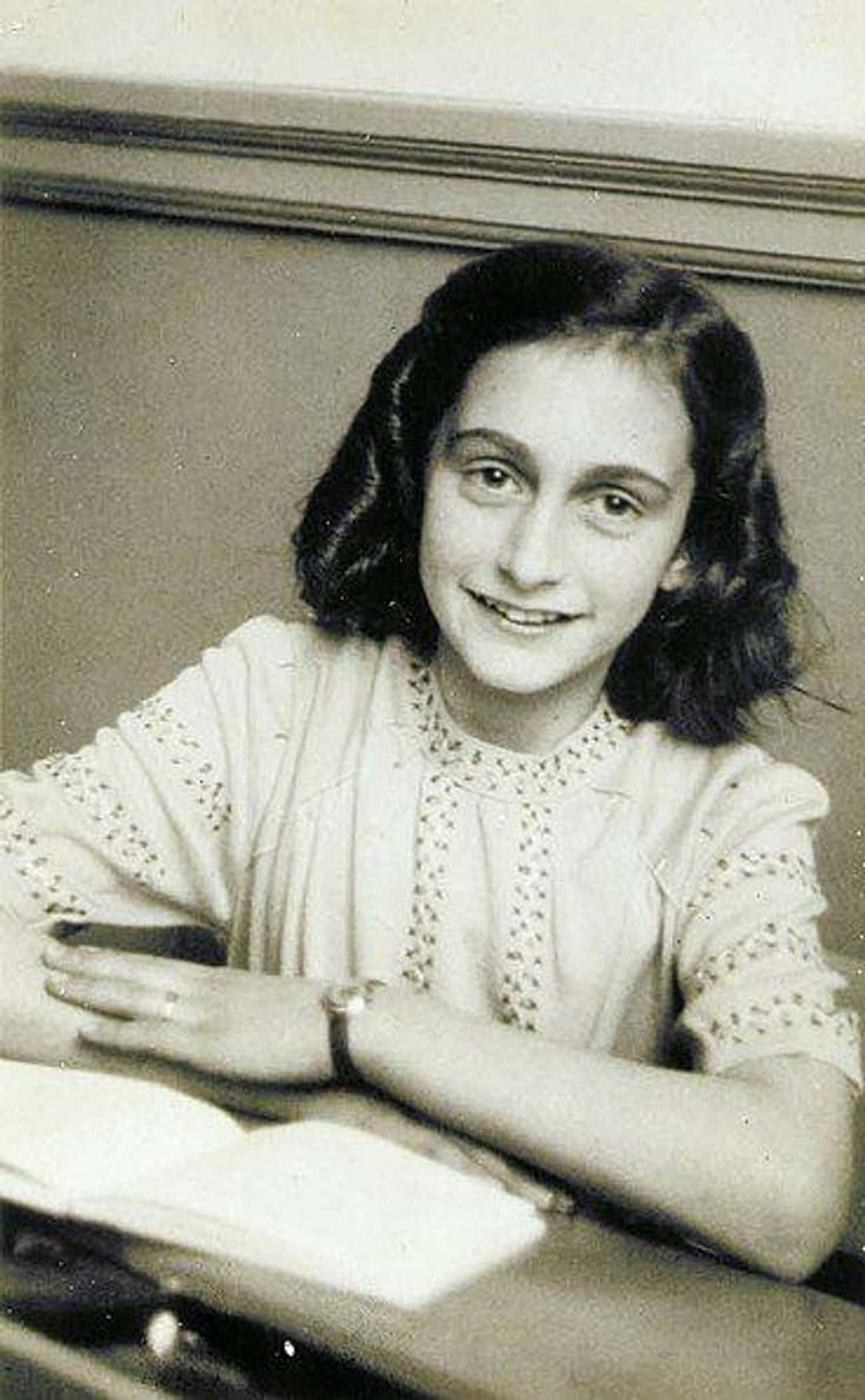 There Are Actually Three Versi is listed (or ranked) 1 on the list The Complicated History Of Anne Frank's Diary