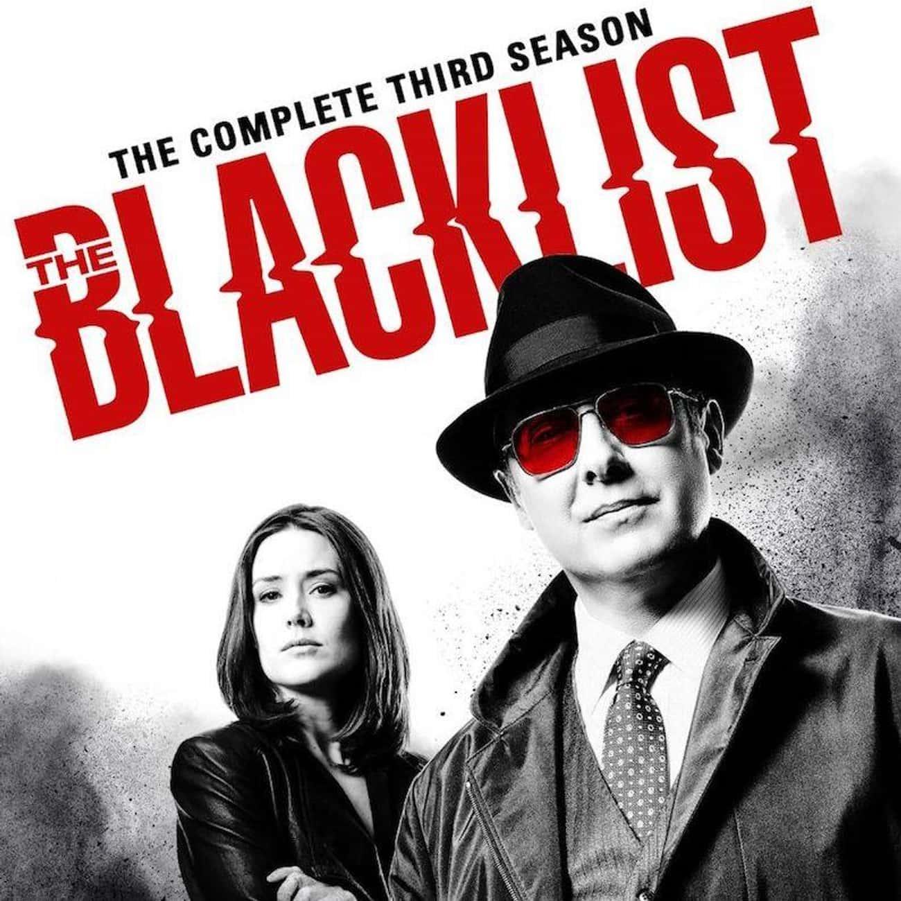 The Blacklist - Season 3