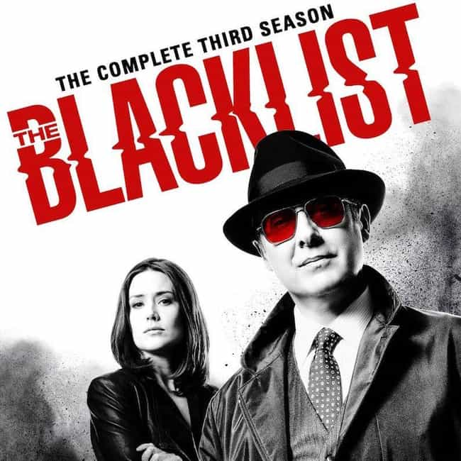 The Blacklist - Season 3 is listed (or ranked) 3 on the list Ranking the Best Seasons of 'The Blacklist'